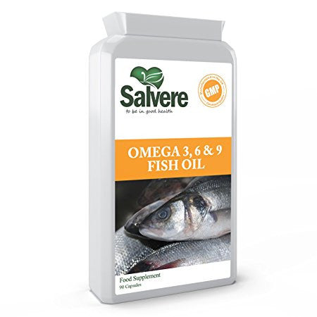 CONTAIN ESSENTIAL FATTY ACIDS - Omega 3 fatty acid Alpha-Liolenic acid, the Omega 6 fatty acid Linoleic Acid and the Omega 9 fatty acid Oleic acid. The supplement blends from fish oil, flaxseed oil and borage oil to provide the body with ALA, EPA & DHA.