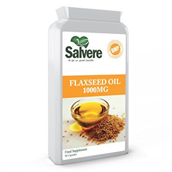 KEEP YOUR BONES & JOINT HEALTHY - Flaxseed oil may help you reduce the risks of osteoporosis and help improve bones and joints health. It helps prevent bone loss and increasing bone density.