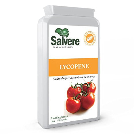 POWERFUL ANTIOXIDANT to protect cells from damage, one of the most powerful antioxidants in the world to prevent and fight diseases. Lycopene is a powerful antioxidant, three times more powerful than vitamin E.