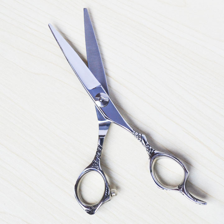 Unique Dragon Handle Hair Cutting Scissors