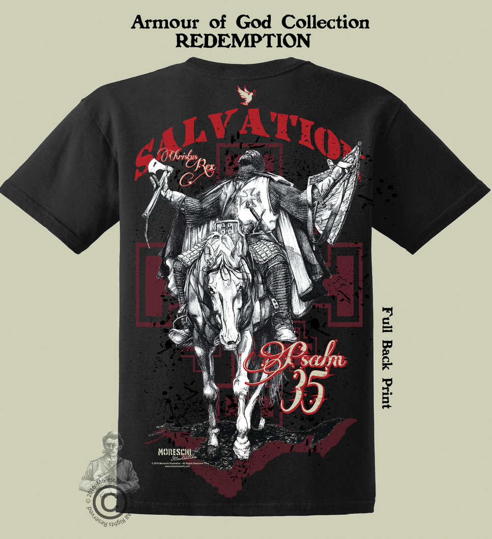Armour of God Collection - SALVATION! - Model #2016013