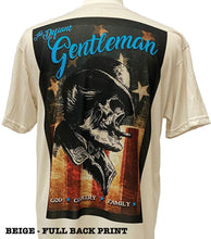 The Defiant Gentleman GOD FAMILY & COUNTRY Tee
