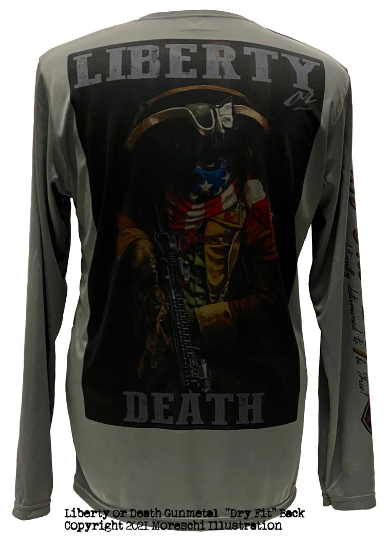 LIBERTY OR DEATH! VARIANT Men's Cooling Performance