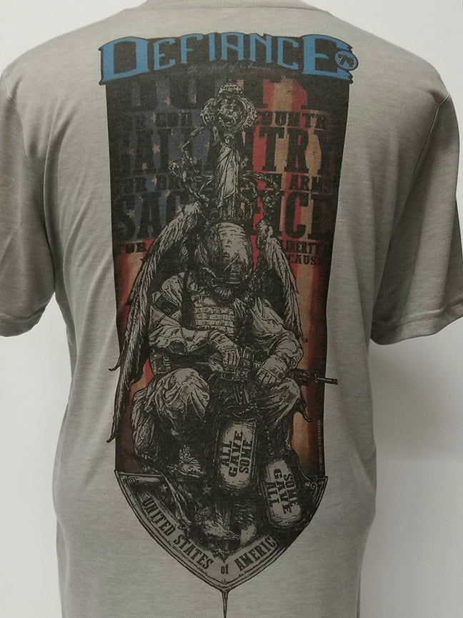 Sacrifice For Liberty's Cause Tee
