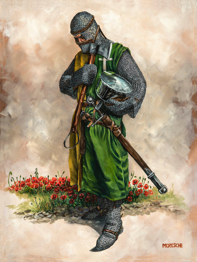 William Marshal's Sergeant Art Print
