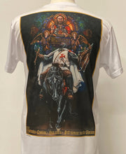 I Am Thine Lord, Save Me - Psalms 115 - Full Back Painting Tee