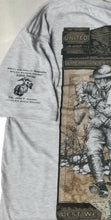 WWI - 2nd Division- 4th Brigade Marine Trench Raiders T-Shirt