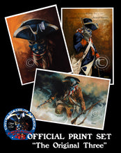 "DEFIANCE 76 ""The Original Three"" Print Set"
