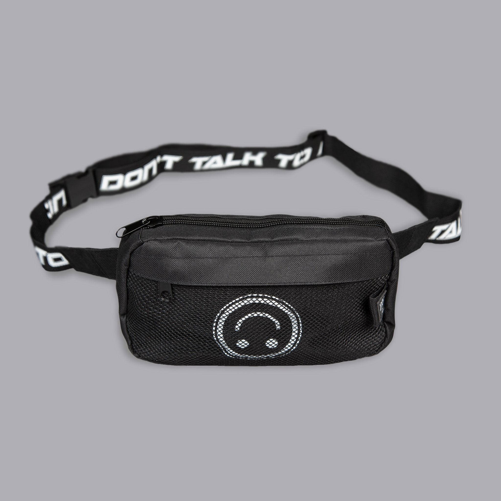 Don't Talk To Me Crossbody Bag