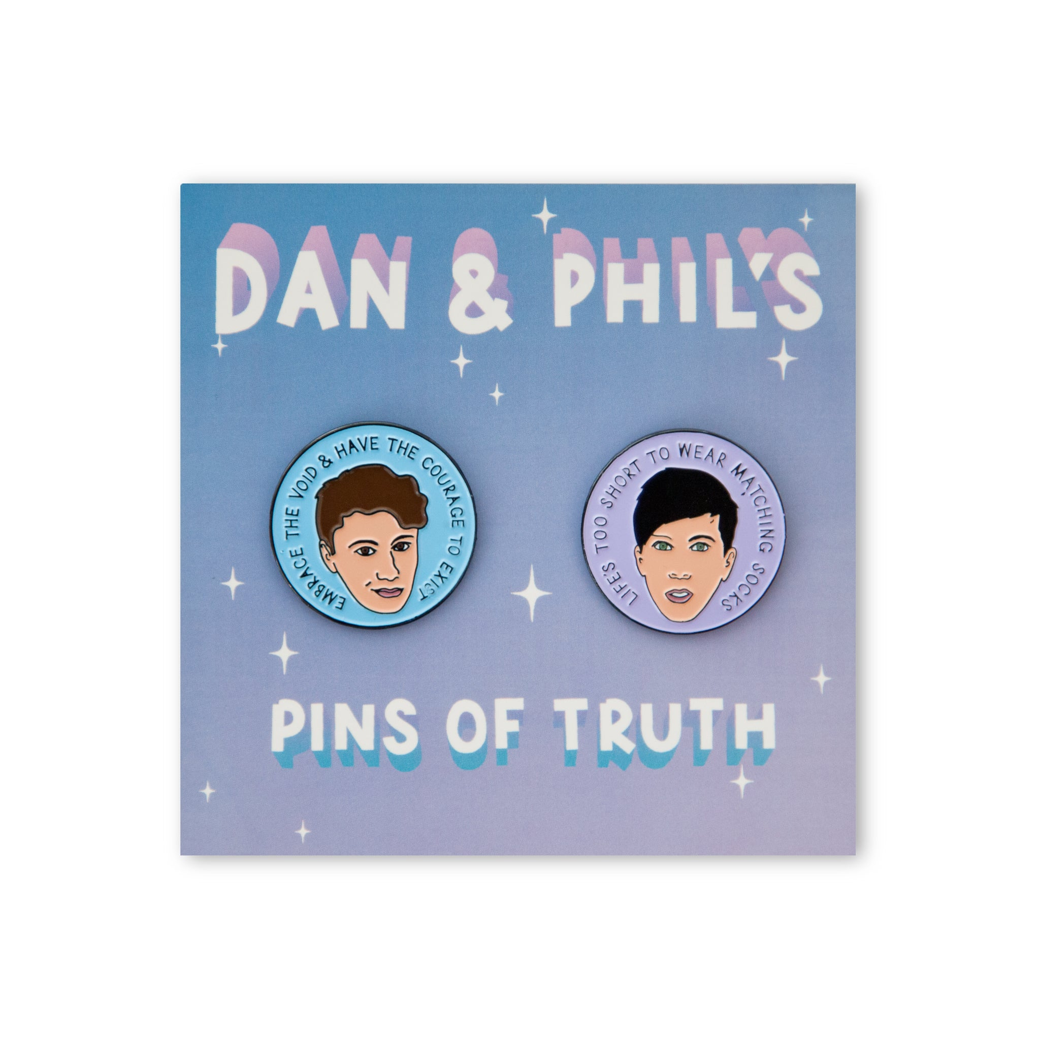 Pins of Truth