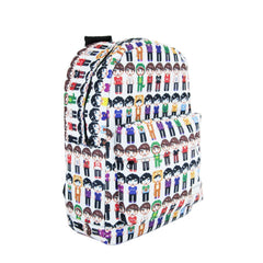 Pixel People Backpack