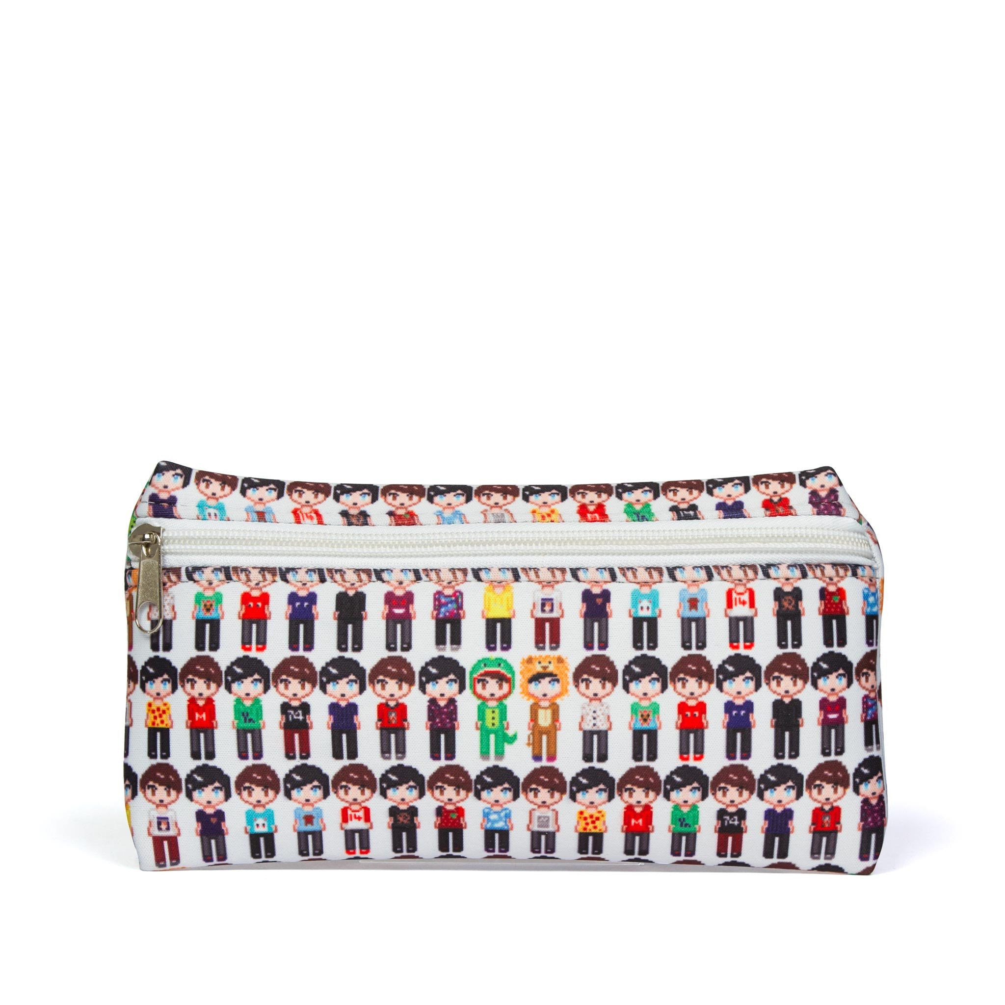 Pixel Pencil Case