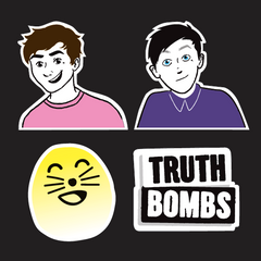 Truth Bombs: A Party Game by Dan & Phil