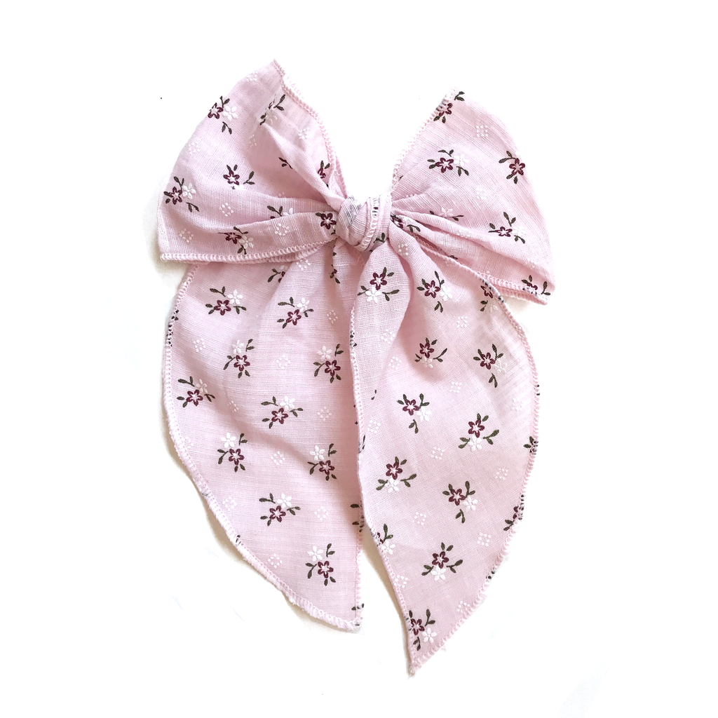 Cameryn -Baby Pink Floral