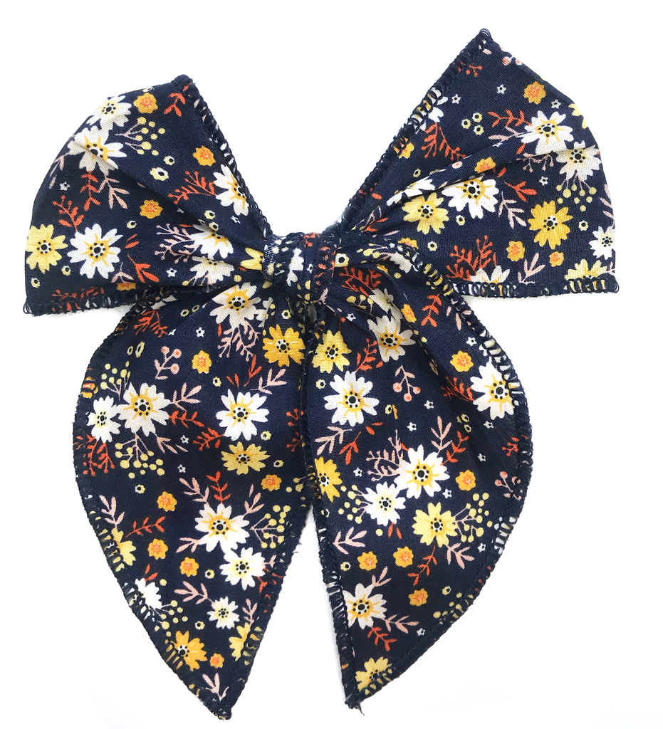 Cameryn - Navy Fall Floral