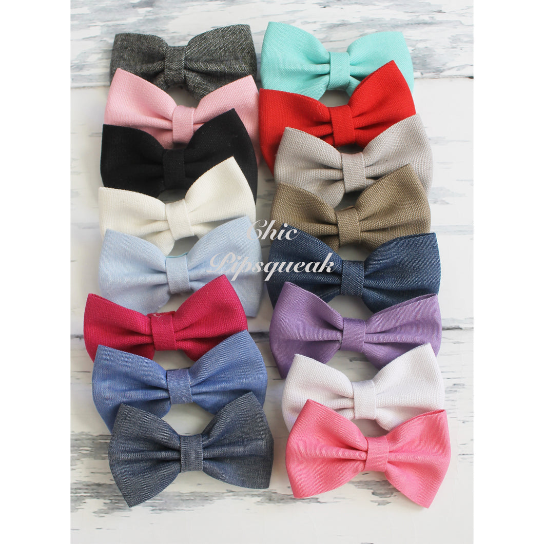 Classic Bows, Headbands and Clips