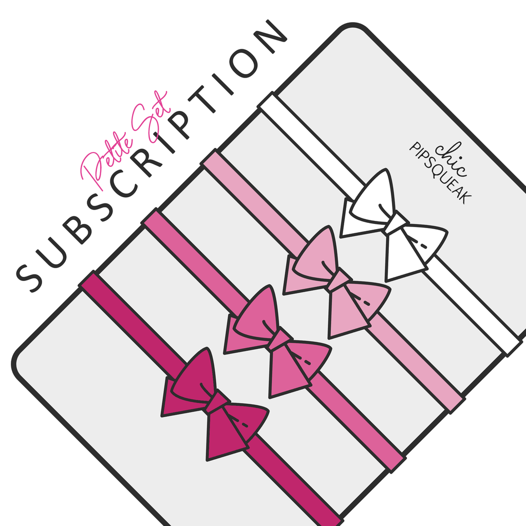 Petite Bow Subscription