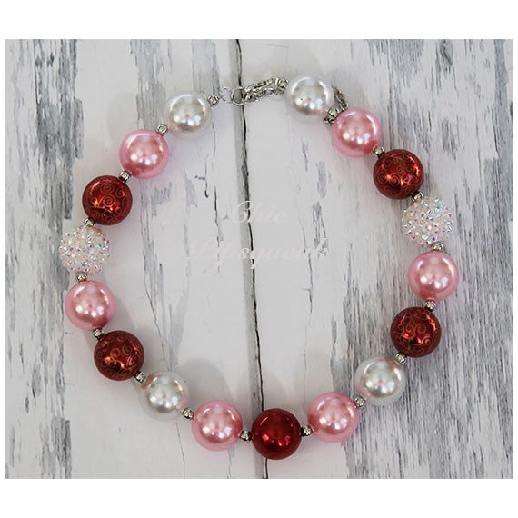 Bubblegum Baby and Kids Necklace