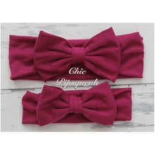Ella Single Bow Headwrap Headband
