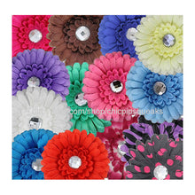 Gerber Daisy 12 Pack Flower Hair Clips for Baby Kids Adults, Baby Hair Clip, Baby Flower Clip, Daisy Flower, Daisy Flower Clip, Hair Clip