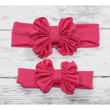 Floppy Bow Headband, Messy Bow Headband, Baby Headband, Baby Knot Headband, Girls Knot Headband, Knot Headband, Top Knot Headband, Gold Knot