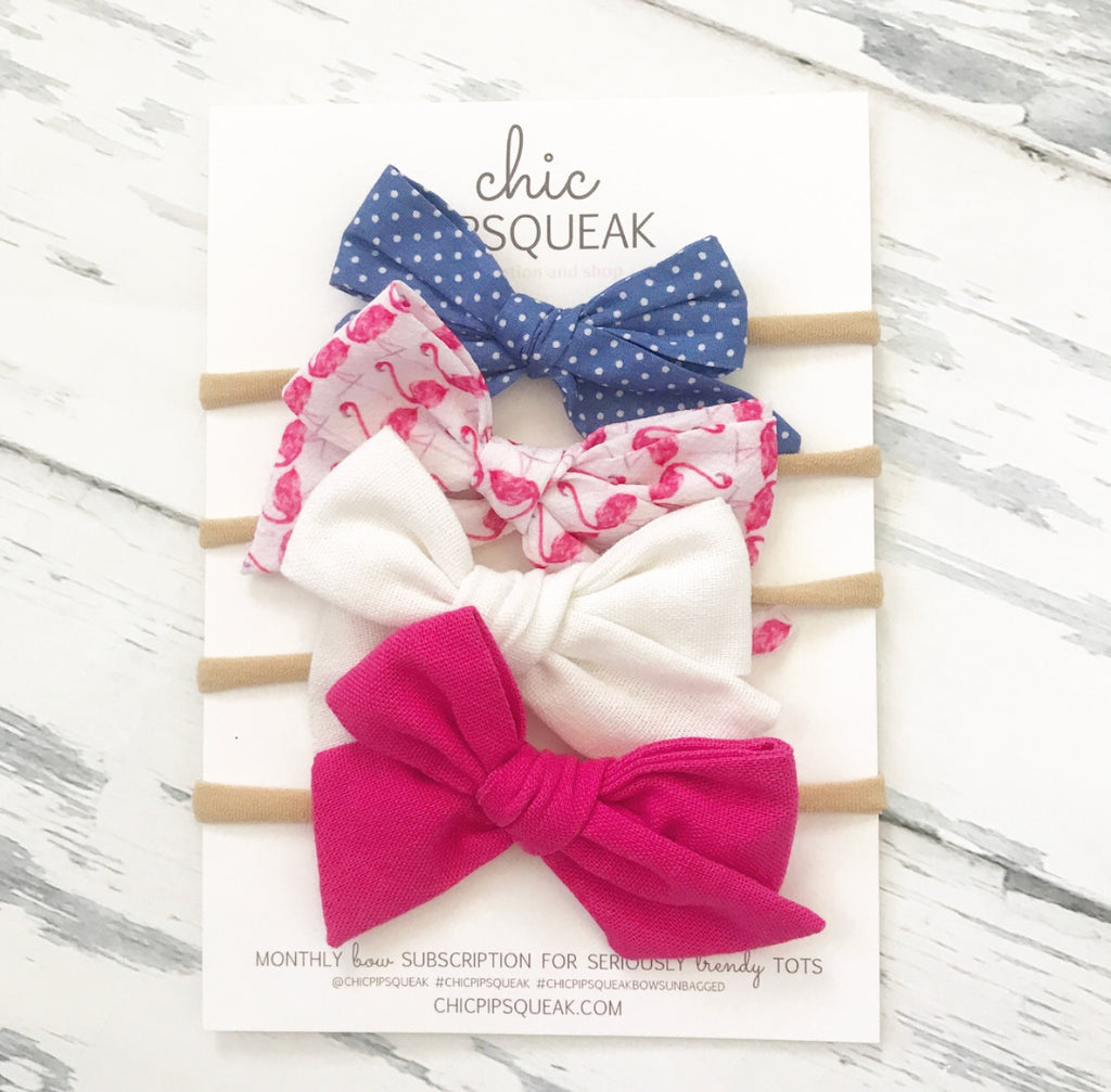 June Bows 2018