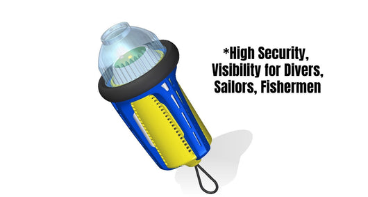 SM70 Mooring Marker LED Light