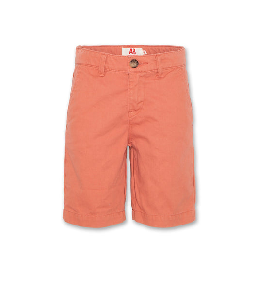 Barry Chino Shorts - Red Earth