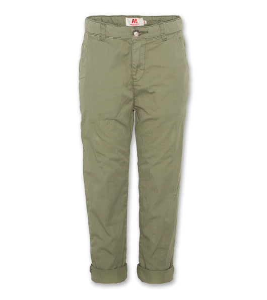 Bill relaxed pants - olive