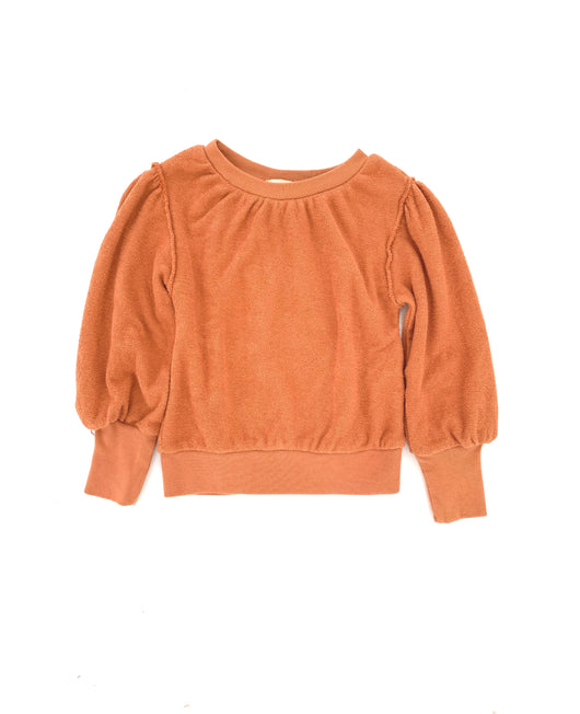 Puffed Sweater - Fazant