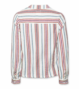 Striped Shirt Red