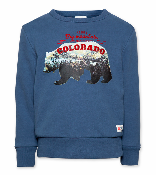 C-neck Sweater Colorado
