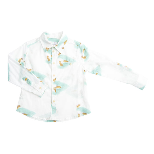 Ben Minnie Mint Boysshirt