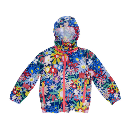 Jacket collage flowers