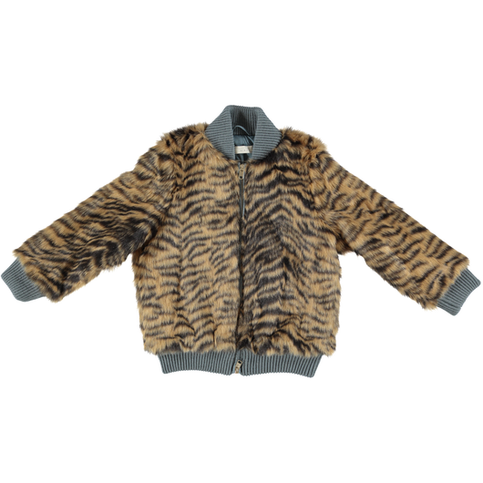 Tilly Tiger Faux Fur