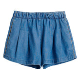 Peacock Shorts Blue