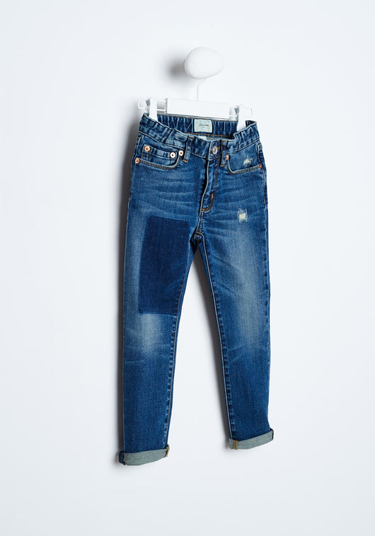 Soan72 Jeans vintage Customized