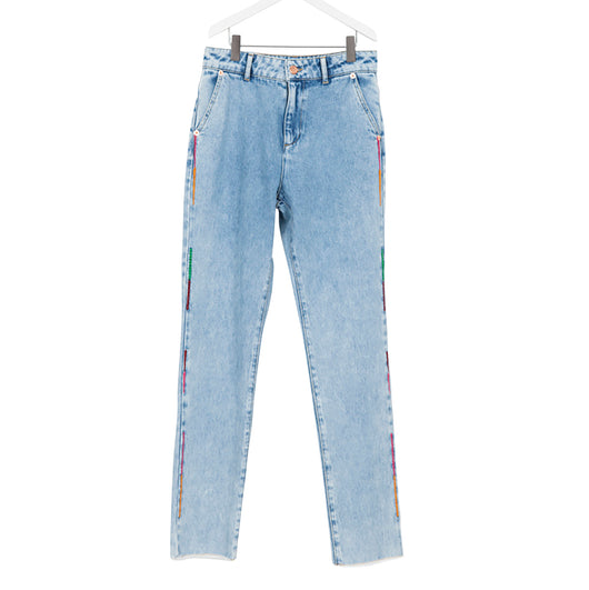 Gladys Denim Trousers