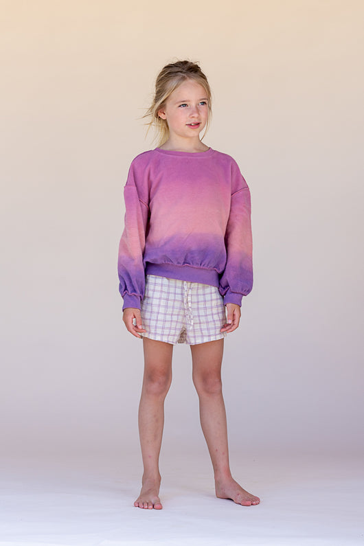 SOLD OUT - Sweater Purple Pink
