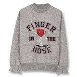 Millie Heather Grey College Heart