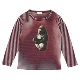 Ape Striped Red