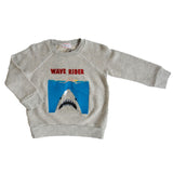 Bass Wave Rider Sweat Grischine