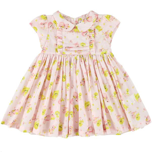 Darling Puppy Rose Dress
