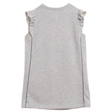Fasy Grey Sweater Dress