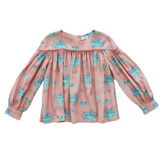Imelde Parasol Rose Top
