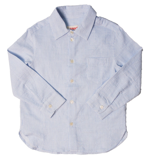 Straff Woven Shirt Boys And Girls