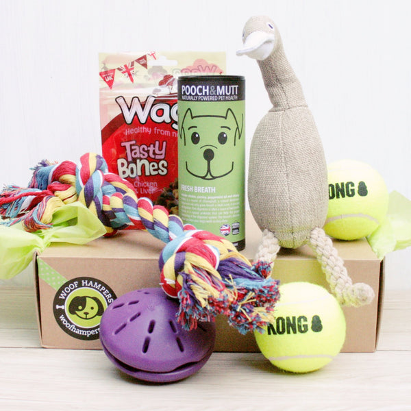 Top Dog Big Dog Hamper
