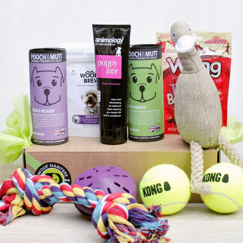 Top Dog Deluxe Big Dog Hamper