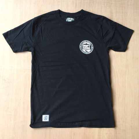 Drift TriKING Black Logo T-shirt 2.0