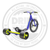 UNDERWORLD 3 DRIFT TRIKE BLUE/NEON